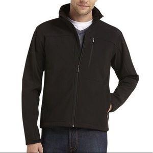 Tumi Soft Shell T-Tech Jacket  in Black
